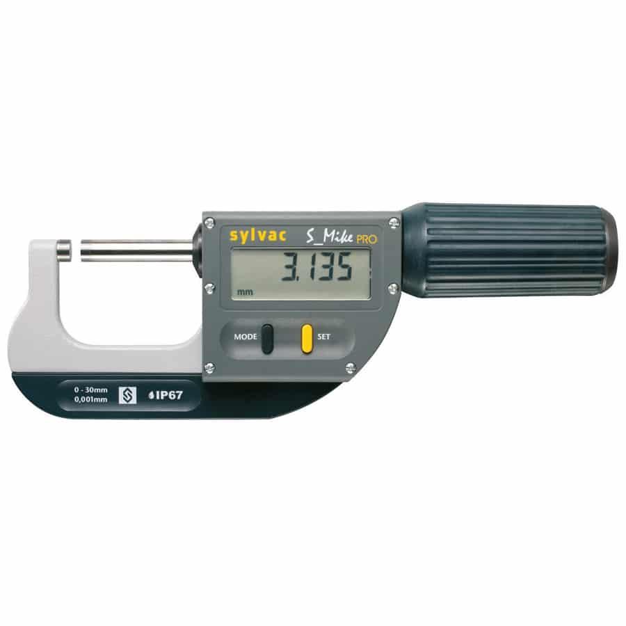 Sylvac Micrometer