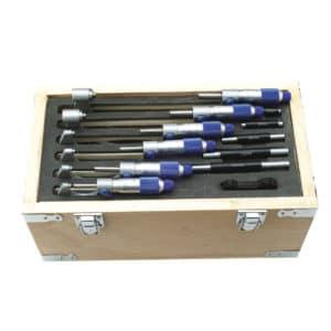 Micrometer set, UKAS