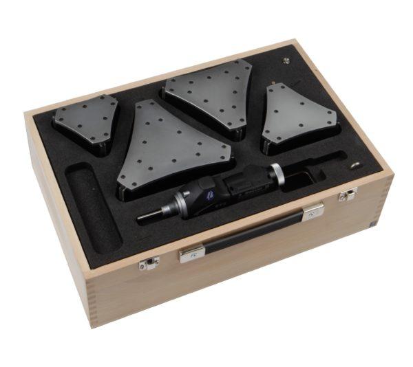 digital pistol grip bore gauge set